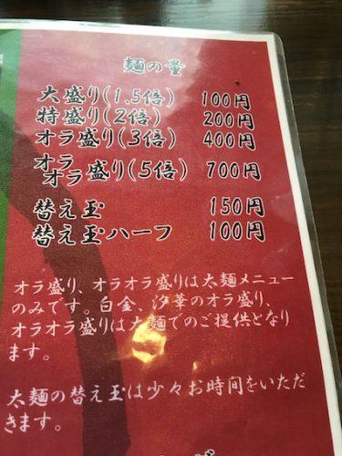 麺屋承太郎